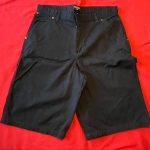 Black Ralph Lauren Polo Shorts